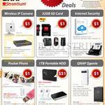 ACE PWP 1 Dollar Deals Brinno, Foscam, Pringo, QNAP, Strontium