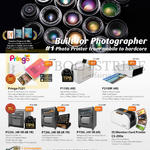 Ace Peripherals Hiti Photo Printers Pringo Pocket P110S, P231, P310W, CS 200e, P520L. P720L. P750L