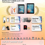 Lucky Draw Gifts, Slip