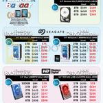 NAS Internal Harddisk Seagate, HGST, Barracuda, WD Blue, Red, HGST Deskstar, 500GB, 1TB, 2TB, 3TB, 4TB, 6TB, 8TB