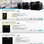 Seagate Storage NAS Pro 2 Bay, 4 Bay, 6 Bay