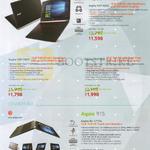 Aspire Notebooks V Nitro VN7-592G, VN7-792G, R5-571TG