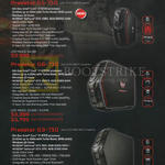 Desktop PCs Predator G1-710, G6-710, G3-710