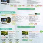 Acer Desktop PCs, Monitors, Aspire XC-710, X3-710, T3-710, T3-715. G227HQL, G237HL, G277HL, CZ320Q, G227HQL, G237HL, G277HL