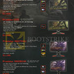 Monitors Predator X34, Z35, XB271HU, XB281HK