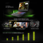 Aftershock Notebooks S-Series, COMEX Highlights