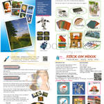 Alpha Digital Glossy Photo Paper, Stick On Hook, CD DVD Duplication, Digital Printing, Corporate Gifts