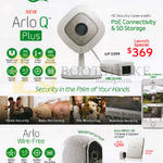 Arlo Security Cameras Wire-Free, Arlo Q Plus, VMS3130, VMS3230, VMS3330, VMS3430