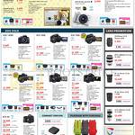 Digital Cameras DSLR, Camcorders, EOS M3, M10, 1300D, 700D, 750D, 760D, 70D, 80D, 6D, CS100