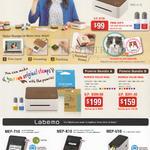 Stamp Maker, Labellers, Pomrie Bundle A, B, Labemo MEP-T10, K10, U10