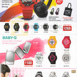 Watches, Camera, Mirror Cam, G Mix, Baby G, Kawaii Selfie, GBA, BA, MSG Series