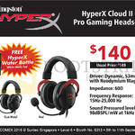 Convergent Kingston HyperX Headset Cloud II Pro Gaming