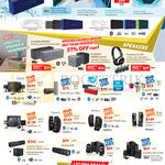 Accessories, Speakers, Lelong Deals, Muvo 2, Muvo 2c, T4 Wireless, Muvo Mini, T40, Ziisound DS, Inspire T3300, SBS E2400, AXX 200