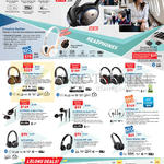 Aurvana Headphones, Earphones, Lelong Deals, Outlier, Aurvana Platinum, Gold, Live 2, In-Ear 3 Plus, Air, HITZ WP380, WP-450, Sound Blaster JAM