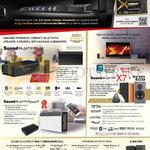 Deals Sound Blaster Roar, Sound Blaster Roar 2, X7, Companion Deal, X7 Deal, E-MU XM7