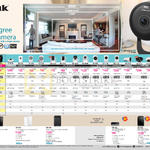 D-Link IP Cameras IPCam, NAS, NVR, DCS-2630L, 960L, 6010L, 930L, 933L, 942L, 5020L, 5222L, 5030L, 935L, 2132L, 2136L, 7000L, 2310L, DNS-320L, DNR-202L