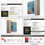 EpiCentre Tablets Apple IPad Air 2, Mini 4, Apple Care Protection Plan, Microsoft Office For Mac 2016, Cable