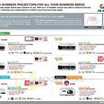 Projectors EB-U04, X04, S04, W04, 1776W, 520