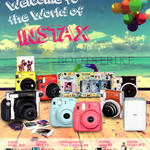 Fujifilm Digital Camera Instax Accessories Wide 300, Mini 70, Mini 8 Fun Combo Kit, Mini 90, Share SP2