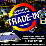 Solution Trade-In, Gaming Consoles, Games, Handheld