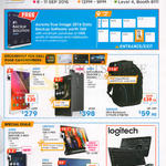 Gain City Accessories Asus Zenpad 8, 3, 3 Max, Tab 3 Pro, Targus Backpack, Dell Monitor S2316H