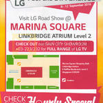 LG Marina Square, Hourly Special