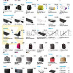 HP Accessories Headsets, Speakers, Speakerphones, Keyboard, Mouse Sets, Stylus Pen, Backpacks, Sleeves, Storage, AC Adapters