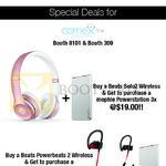 Beats By Dr Dre Beats Solo2, Beats Powerbeats 2 Wireless