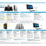 HP Desktop PCs, Monitors, Envy, Envy Phoenix, Pavilion, Slimline, Omen