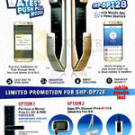 Samsung Smart Door Locks SHP-DP728