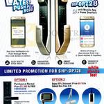 Samsung Smart Door Locks SHP-DP728