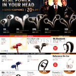 Klipsch Headphones, Earphones, Speakers, X4i, X6i, XR8i, X12i, X20i, S3m, R6i, R6m, R6, R6 Bluetooth, AW4i, AS5i, Reference On-Ear, R6i, R6 On-Ear, Groove, Promedia 2
