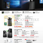 Lenovo Desktop PC IdeaCentre 610s, 510s, 200