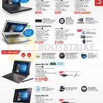 Lenovo Notebooks IdeaPad 310, 510, Miix 700, 310