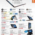 Lenovo Notebooks Yoga 900, 900s, 700, 710, 510