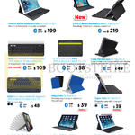 Keyboards, Cases, Create Backlit Keyboard Folio, K780, K480, Focus Flexible Case, K380, Hinge Folio, Type Plus Folio, Any Angle, Hinge Folio, Ultrathin