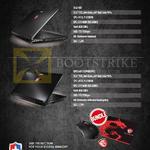 Notebooks GL62 60D, GP62 6QF Leopard Pro