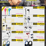 McBay Earphones, Headphones, K-Pop, Fly, Flex, SL99 Black, White, Mini, Pulse, Impact, Run Free Pro, Transform, Combat Plus, Storm, Storm Camo
