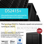 Synology NAS DS2415Plus