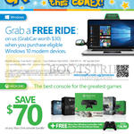 Buy Windows 10 N Get Free Ride, Xbox One Console Bundles, Gold