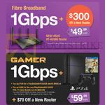 Gamer 49.99 1Gbps, 59.99 Gamer 1Gbps