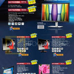 AOC Monitors IPS MVA USB LED I2276VWM6, I2476VWM6, M2461FWH, M2261FWH, E1659FWU, E970SWN