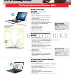 Notebook.com HP Notebooks Elite X2 1012 Tablet, Elitebook Folio G1 Notebook, ZBook Studio G3 Mobile Workstation