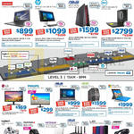 Newstead Star Buys Notebooks, Desktop Pcs, Monitors, Router, Headphone, GamePad, Watch, Lenovo, HP, Asus, Dell, LG, Philips, Acer, Bose, UE, Netgear, Tomtom, Logitech