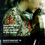 Bose Wireless Headphones QuietComfort 35