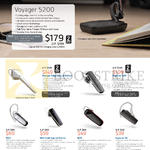 Plantronics Bluetooth Headsets Voyager 5200, Edge Special Edition, Explorer 500, M90, M55 Gold Special Edition, M70, Explorer 50