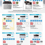 Samsung Printers Laser ProXpress CLP-680DW, CLX-6260FW, Xpress C430W, C480W, M2835DW, M2885FW, M2020W, M2070W, FW