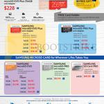 SD Cards MicroSD Evo Plus, PRO Plus, Evo, Pro, SD Card Pro, 16GB, 32GB, 64GB, 128GB