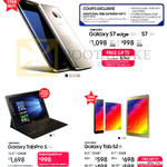 Tablet, Mobile SmartPhone, Galaxy S7, S7 Edge, TabPro S, Tab S2