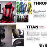 Chairs Throne V2, Titan